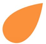 Pétalo naranja
