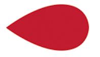 Pétalo rojo oscuro